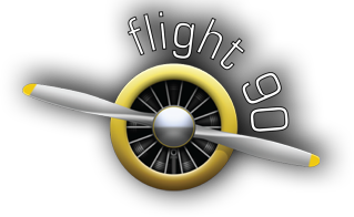 Flight 90 Logo